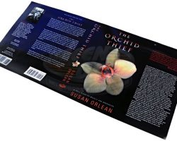 "Adaptation – ""The Orchid Thief"" Book Cover"