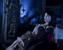 Bloodrayne: The Third Reich – Raynes Bustier (Natassia Malthe)