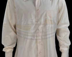 Earthquake – Sam Royces Shirt (Lorne Greene)
