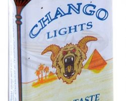 Faculty, The – Chango Lights Cigarette Pack