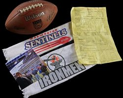 Replacements, The – Prop Football & Team Hand Towels